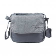Roma Rizzo Changing Bag-Grey