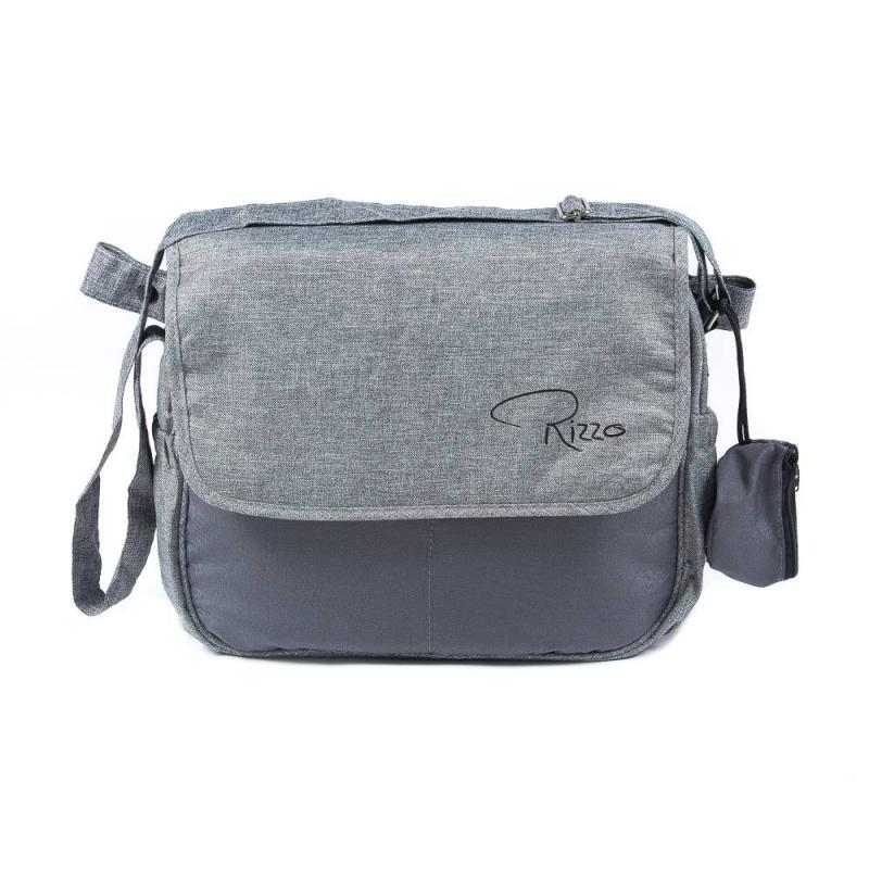 Roma Rizzo Changing Bag-Grey
