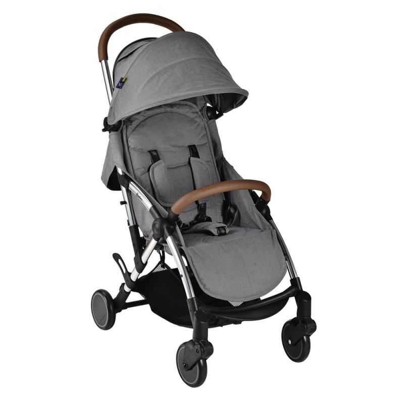Unilove S Light Premium Stroller-Alpes Grey