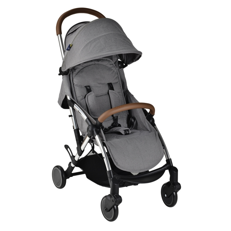 Unilove S Light Premium Stroller-Alpes Grey