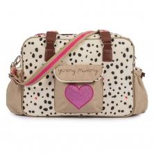 Pink Lining Yummy Mummy Changing Bag-Dalmatian Fever