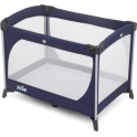 Joie Allura Travel Cot With Bassinet-NAVY