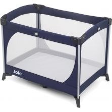 Joie Allura Travel Cot With Bassinet-NAVY (NEW)