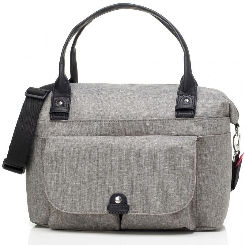 Babymel Jade Changing Bag-Grey (New)