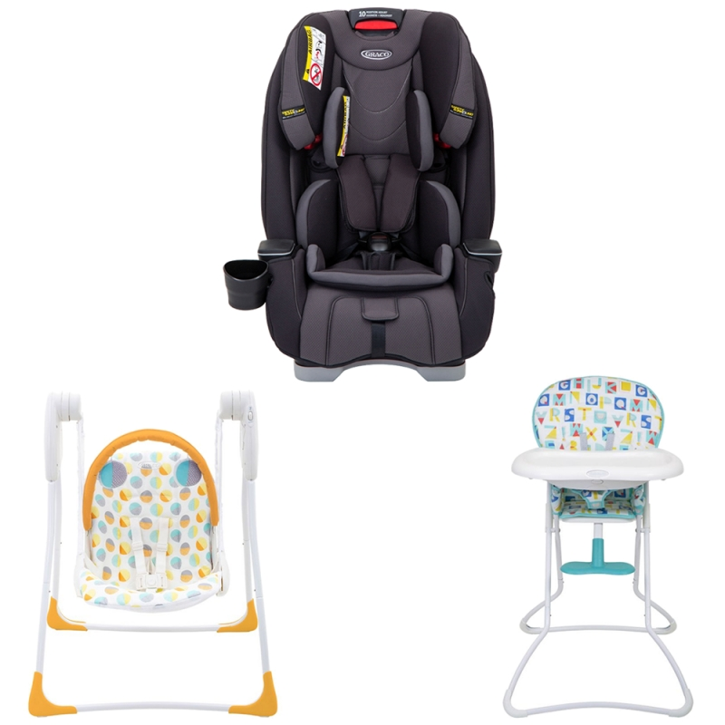 Graco 3 Piece Bundle 3