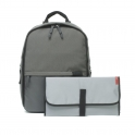 Storksak Taylor Changing Bag-Charcoal