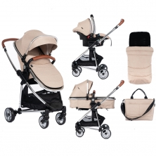 Babyco Belize Travel System-Beige