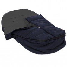 Diono All Weather Quantum Footmuff-Navy