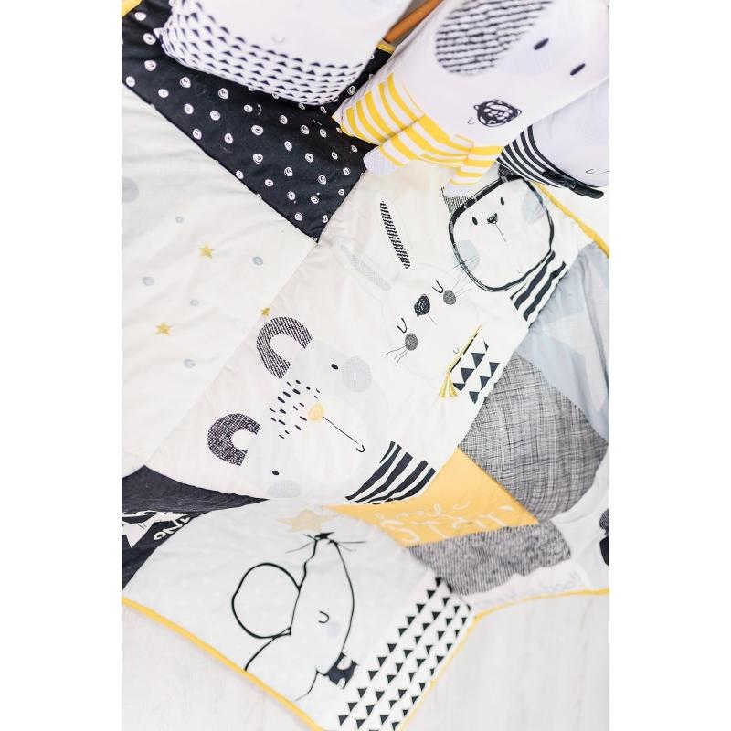 Bizzi Growin Cot Bed Quilt-Dream Big
