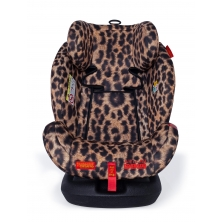 Cosatto Paloma All in All Group 0+123 Isofix Car Seat-Hear Us Roar