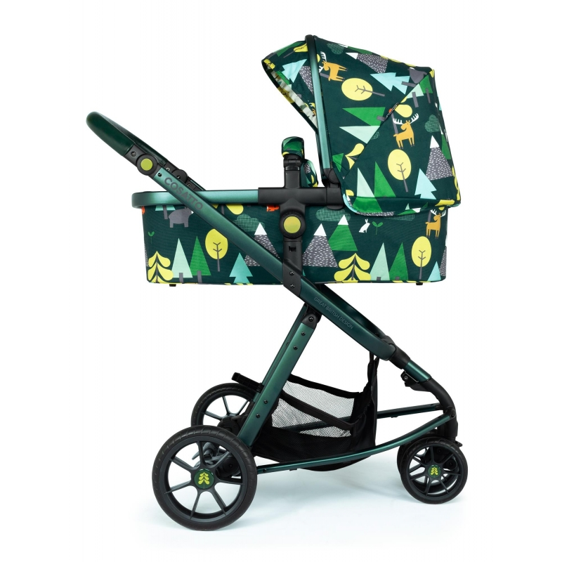 Cosatto Giggle 3 Pram and Pushchair-Into The Wild