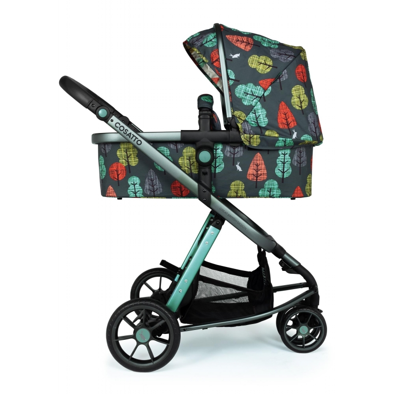 Cosatto Giggle 3 Pram and Pushchair-Hare Wood