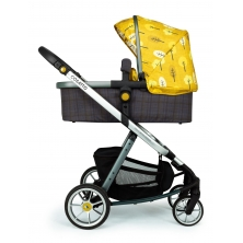 Cosatto Giggle Quad Pram and Pushchair-Spot The Birdie