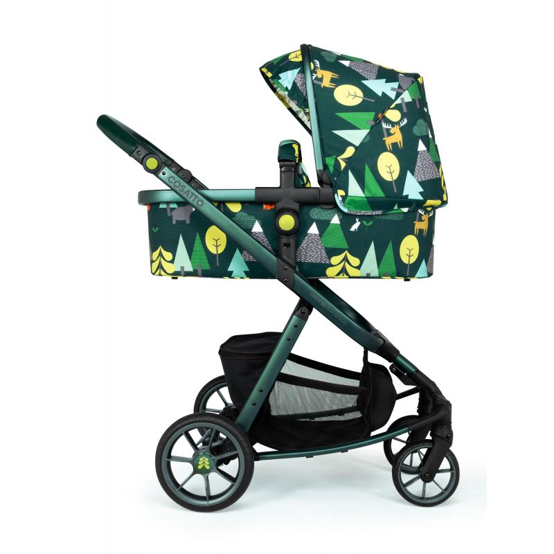 Cosatto Giggle Quad Pram and Pushchair-Into The Wild