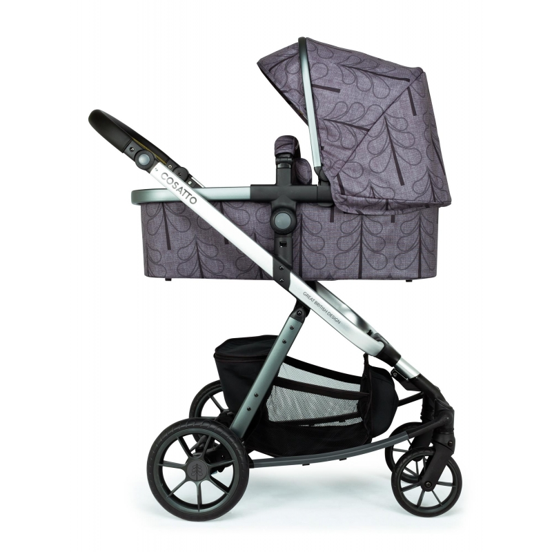 Cosatto Giggle Quad Pram and Pushchair-Fika Forest