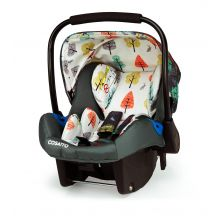 Cosatto Port 0+ Car Seat-Hare Wood