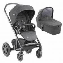 Joie Chrome DLX 2in1 Pram System-Pavement (New 2018)