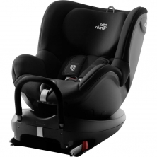 Britax Dualfix 2 R Group 0+/1 Car Seat-Cosmos Black