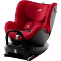 Britax Dualfix Family 2 R Group 0+/1 Car Seat-Fire Red