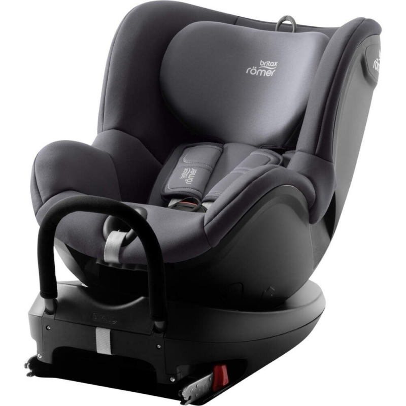 Britax Dualfix 2 R Group 0+/1 Car Seat-Storm Grey