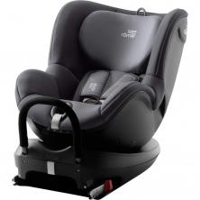 Britax Dualfix Family 2 R Group 0+/1 Car Seat & FOC Rear Facing Kit-Storm Grey