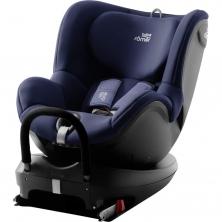 Britax Dualfix Family 2 R Group 0+/1 Car Seat & FOC Rear Facing Kit-Moonlight Blue