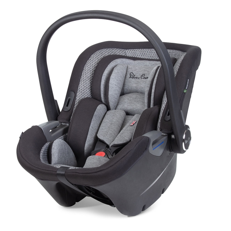 Silver Cross Dream I-Size Group 0+ Car Seat-Brooklands