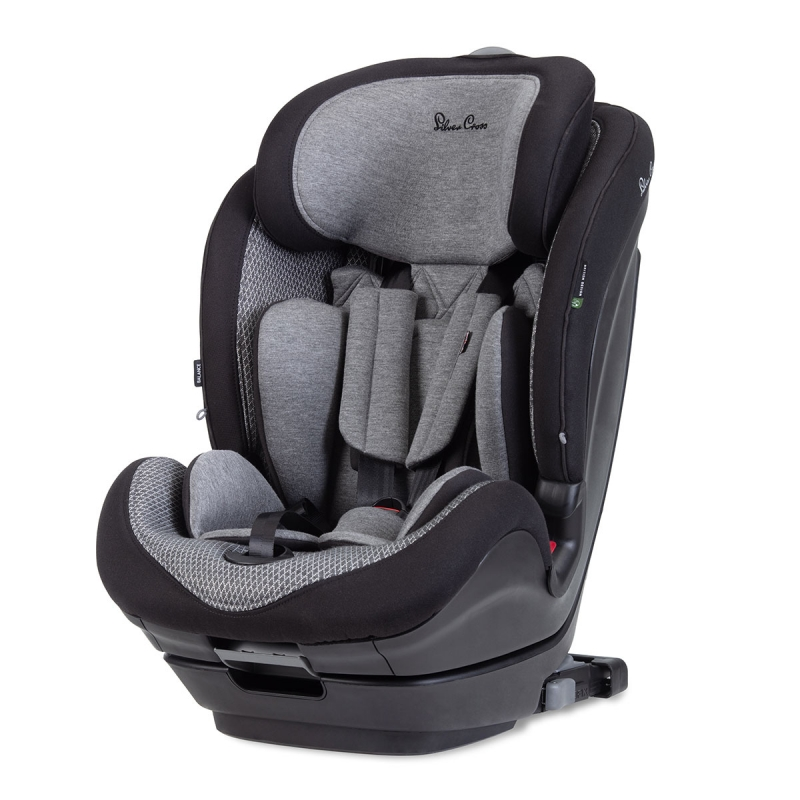 Silver Cross Balance Group 1/2/3 Car Seat-Brooklands