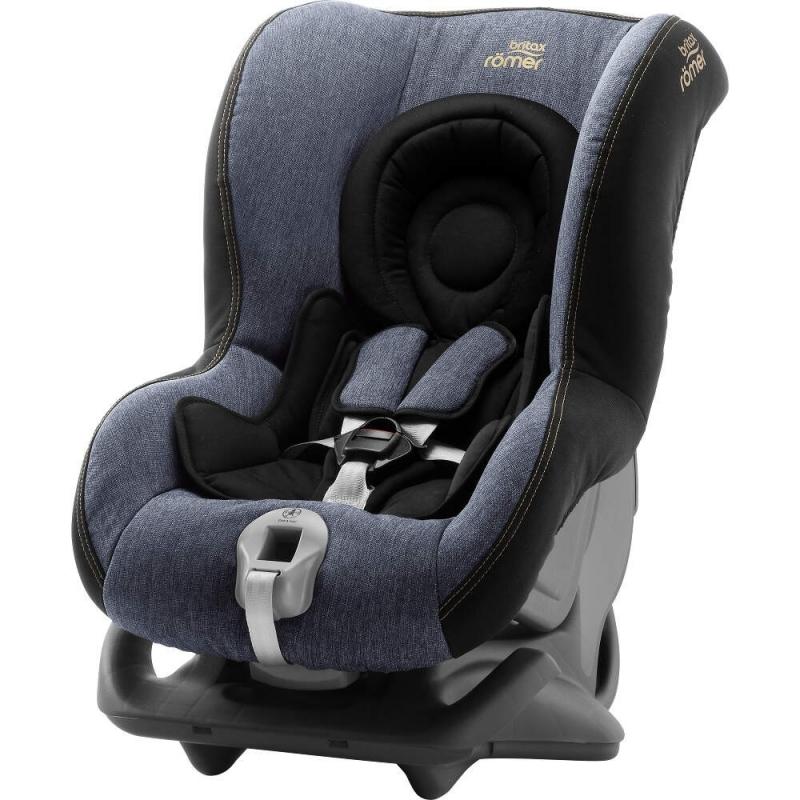 Britax First Class Plus Group 0+/1 Car Seat-Blue Marble (SALE)