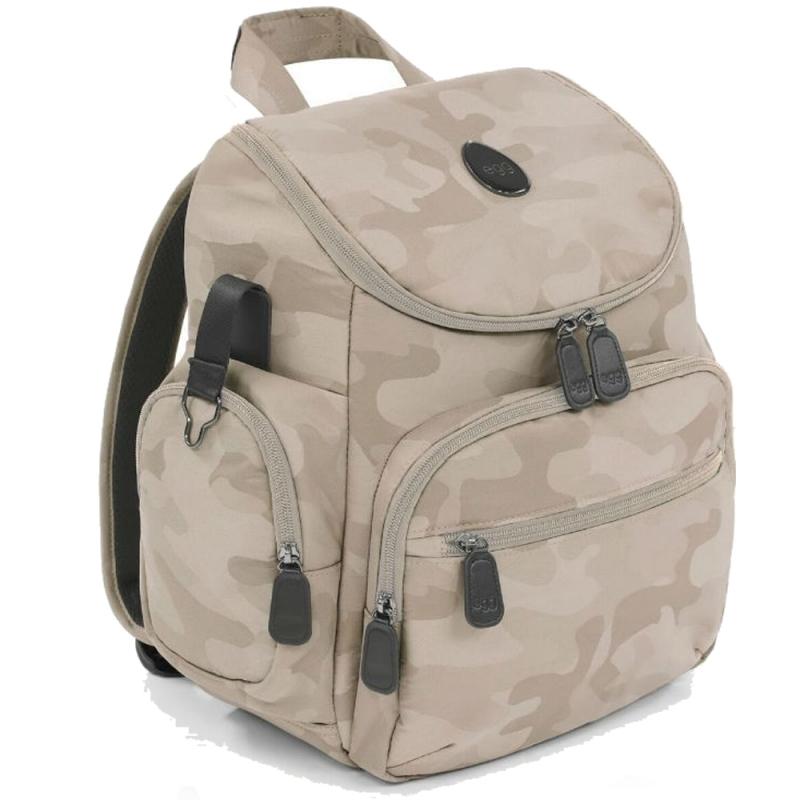 egg® Changing Backpack-Just Black (New 2019)