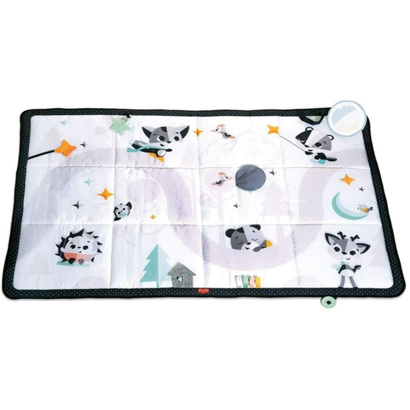 Tiny Love Black & White Super Mat-Magical Tales