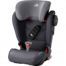 Britax Kidfix III S Group 2/3 Car Seat-Storm Grey
