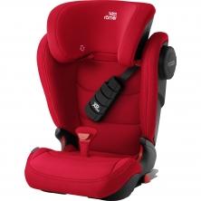 Britax Kidfix III S Group 2/3 Car Seat-Fire Red (Clearance)