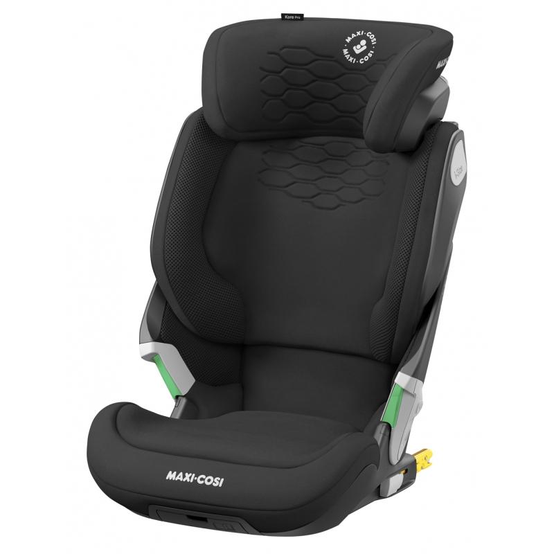 Maxi Cosi Kore Pro i-Size Group 2/3 ISOFIX Car Seat-Authentic Black