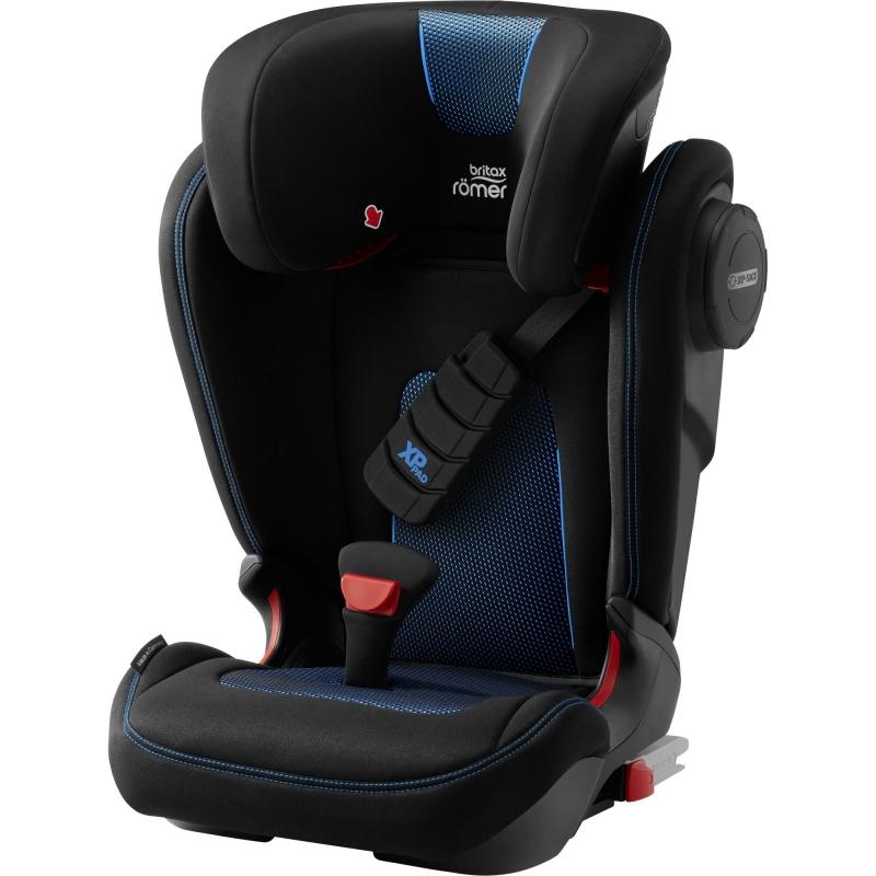 Britax Kidfix III S Group 2/3 Car Seat-Cool Flow Blue