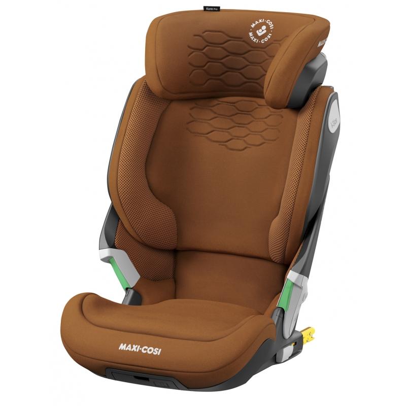 Maxi Cosi Kore Pro i-Size Group 2/3 ISOFIX Car Seat-Authentic Cognac