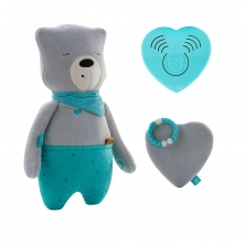 myHummy Leon With Sleep Sensory Heart