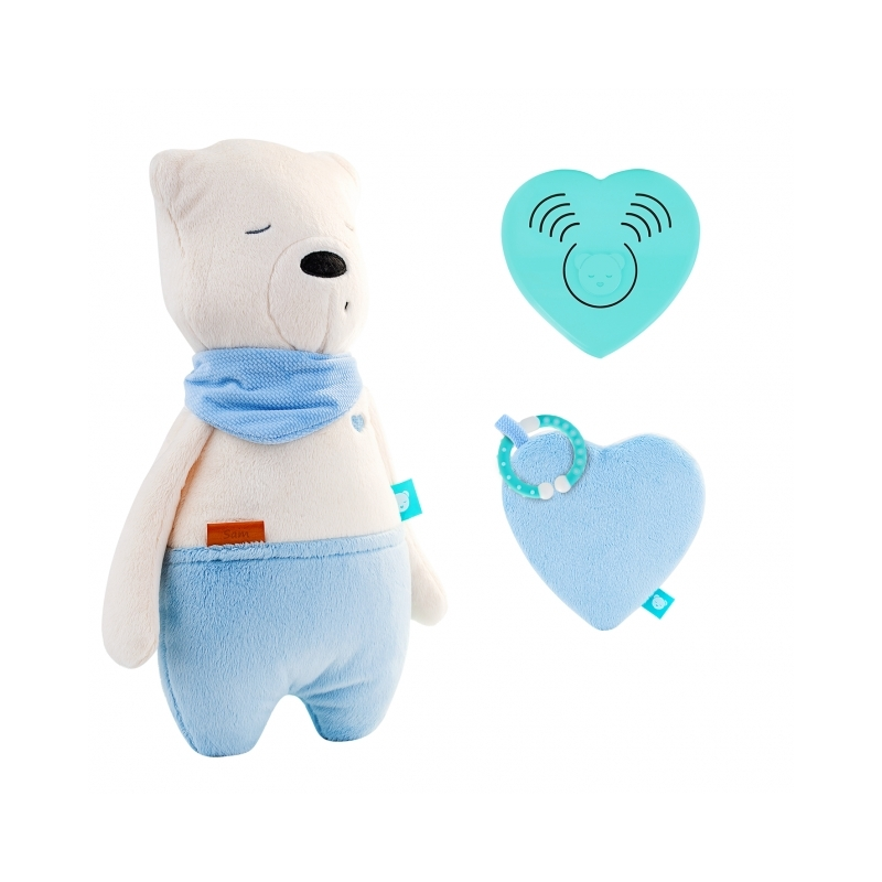 myHummy Sam With Sleep Sensory Heart