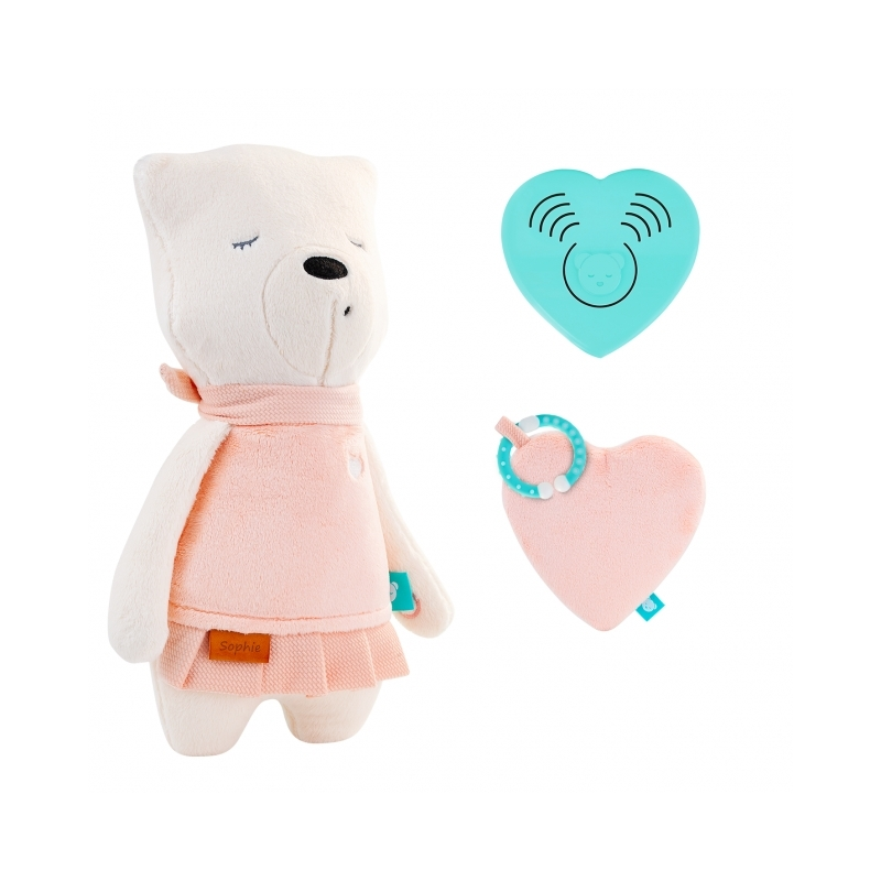 myHummy Sophie With Sleep Sensory Heart