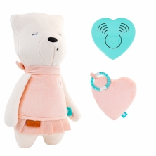 myHummy Sophie With Sleep Sensory Heart