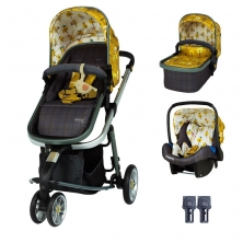 Cosatto Giggle 3 Travel System Bundle-Spot The Birdie