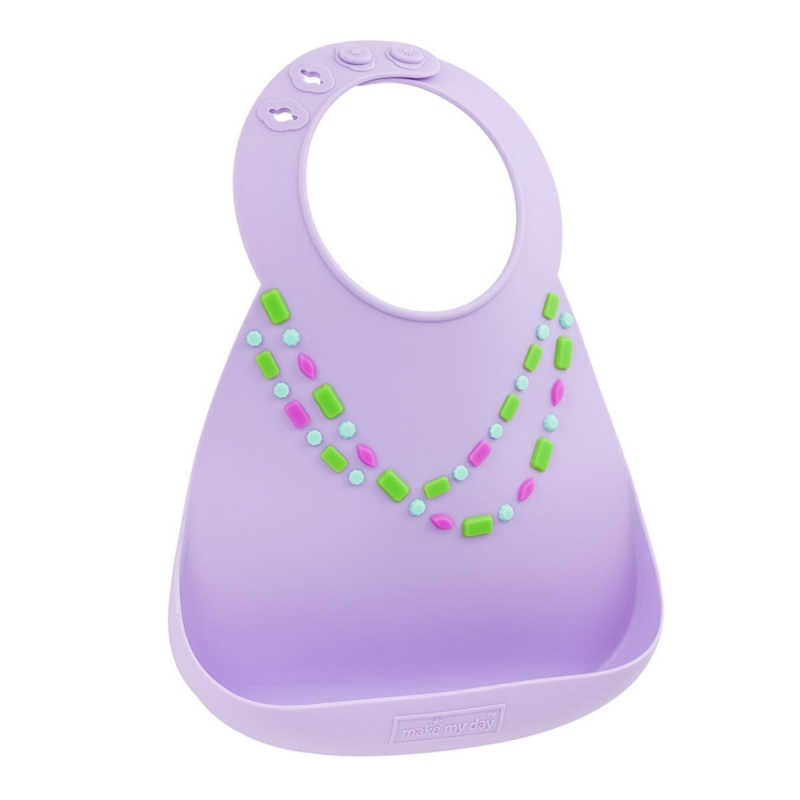 Make My Day Baby Bibs-Jewels