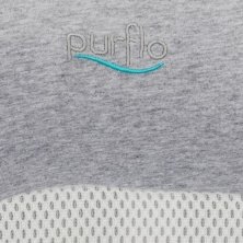 Purflo Breathable Nest Cover-Marl Grey