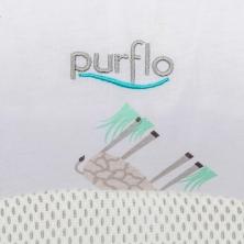 Purflo Breathable Nest Cover-Giraffe