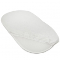 Purflo Breathable Bassinet Organic Cotton Fitted Sheet
