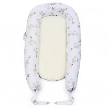 Purflo Breathable Nest Maxi Cover-Giraffe