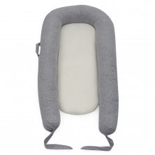 Purflo Breathable Nest Maxi Cover-Marl Grey