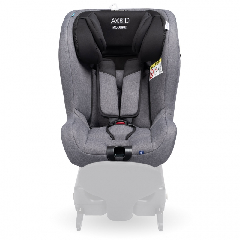 Axkid Modukid i-Size Group 1 Car Seat-Granite Melange