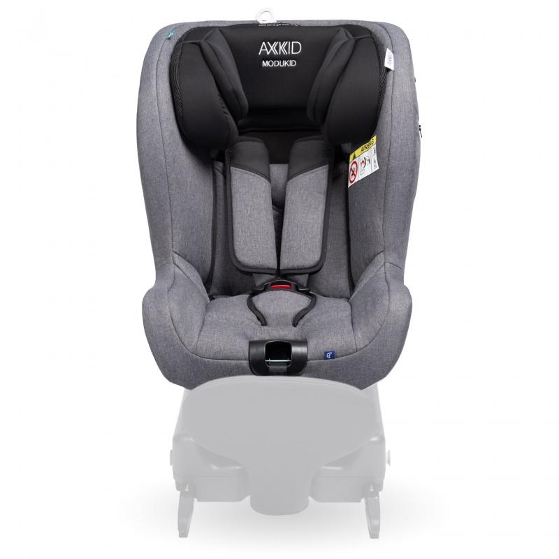 Axkid Modukid i-Size Car Seat-Grey