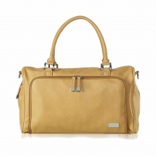 Isoki Double Zip Satchel Changing Bag-Sorrento